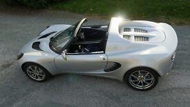 Lotus Elise 111R (Toyota VVTI engine) 189 BHP