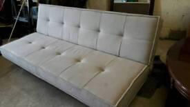 John Lewis double sofa