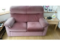 ***FREE*** 2 x 2 seater sofa's & 1 chair. Very comfy. Needs collecting ASAP