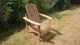 Garden chairs seat chair bench garden furniture sets summer furniture set Loughview Joinery