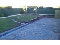 fencing/ decking and general landscaping
