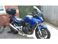 Honda CBF 600 SA top condition ABS