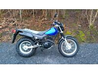 trailway 125 trail bike / learner legal
