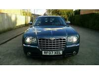 2007 Chrysler 300c Diesel 74k Miles FSH MOT September 2017.