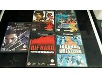Gamecube and ps2 games