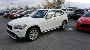 2012 BMW X1 PREMIUM PACKAGE AWD TOIT PANORAMIQUE CUIR MAGS