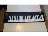 Alesis MIDI Keyboard.