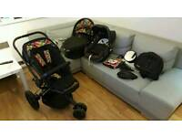 Quinny Buzz 3 travel system Limited Edition!!!