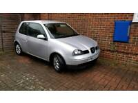 Seat Arosa 1.4 TDI Diesel - pocket rocket £30 tax , + 65mpg