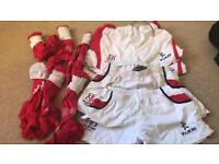Ulster Rugby shorts and socks