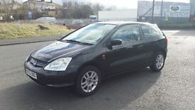 honda civic 1.6 petrol (typr r look a like)