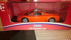 Kid Connection Die Cast Model Cars 1:18