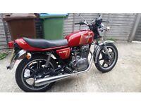 Yamaha XS 250 1980