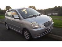 Kia Picanto 1.1 SE 5dr - £30 Tax - MOT, SERVICE and CAMBELT done