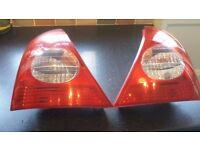 Renault Clio Mk 2 rear lights