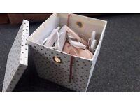 Box of flip flops, wedding lot