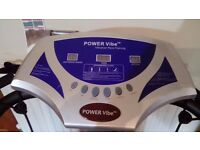 Vibration Plate. POWER Vibe.