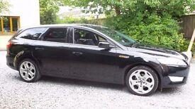 2009 Ford Mondeo Titanium X Estate 2.5T