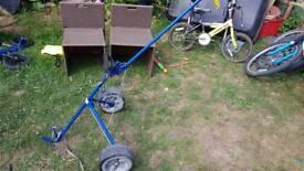 Master cart Golf trolley