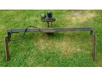 Towbar from Peugeot 206