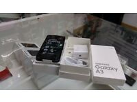 = With Receipt = Brand New Fully Boxed UNLOCKED Samsung Galaxy A3 2017 Black