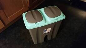 Recycling waste rubiash bin UNUSED