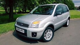 Ford Fusion 1.4 TDCi Zetec Climate 5dr FULL SERVICE HISTORY