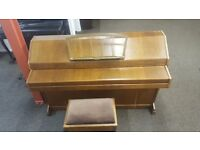 Eavestaff Mini Royal Piano Overstrung & Underdamped DELIVERY AVAILABLE