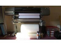 hp designjet 5500 - 42 inch wide format printer