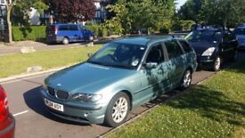 BMW 320d ES Touring Estate Diesel Manual