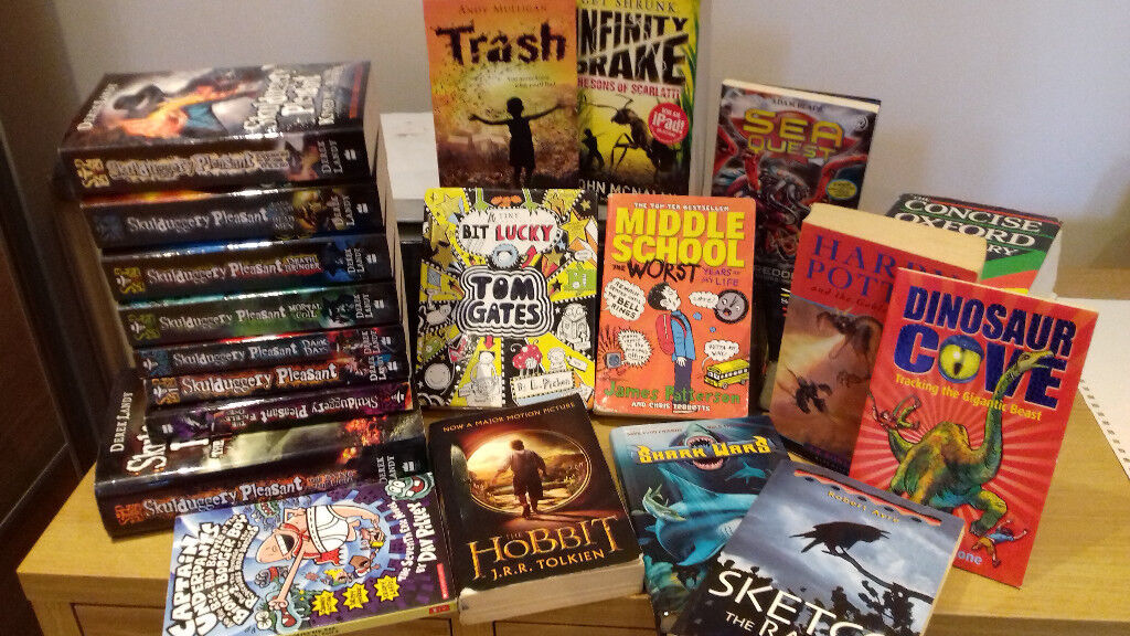 Skullduggery Pleasant Collection Of 7 Books In Sheffield South