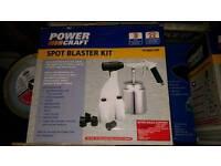 Spot blaster kit