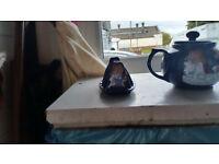 Tetley Teapot + Toast Rack