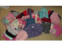 Large Bundle of age 4-5 girls clothes