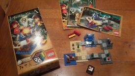 lego heroica Draida 3857 boxed