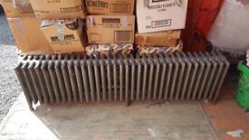 Reclaimed Cast Iron Radiator