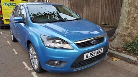 2010 Ford Focus Zetec 1.8 Tdci, Low mileage, AA MECHANICAL CHECK, Not fiesta golf corsa mondeo astra