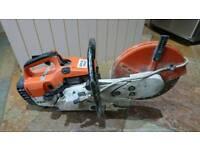 Stihl TS400 saw
