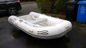 Ribeye RIB 280 TL inflatable boat with aluminium hull