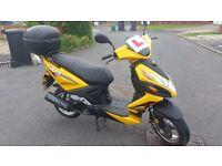 Moped like new