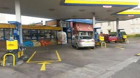 Full time shop/sales assistant for Forecourt/Convience Store