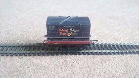 "Triang british railways ""pedigree prams"" wagon"