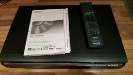 Sony DVD and HDD Player/Recorder (RDR-HXD870)