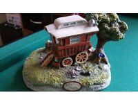 Gypsy Caravan ornaments