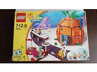LEGO 3834 - Spongebob Good Neighbours at Bikini Bottom