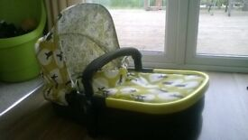 Cosatto Giggle carry-cot