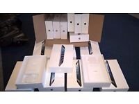 16 X box with charger for IPAD mini