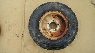 Ih 120 Sickle Mower Rim Tire