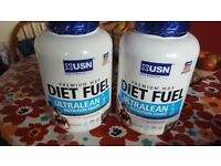 Premium diet fuel ultralean nutrition shake chocolate cream flavour. Weight loss and lean muscle