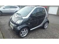 Smart car (pure cabriolet)